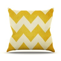 "Catherine McDonald ""1932"" Throw Pillow"