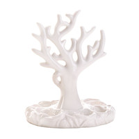CORAL BRANCH JEWELRY HOLDER