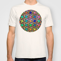 Zig zag T-shirt by Tony Vazquez