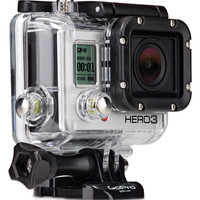 GO PRO HERO3 BLACK EDITION SURF CAMERA - SILVER