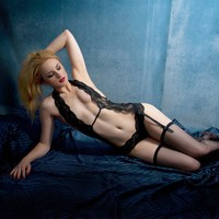 peppered set hot lingerie by vees on Etsy