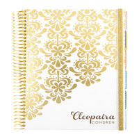2013-2014 life planner -GOLD EDITION -white