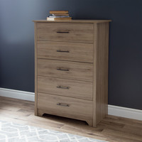 South Shore Fusion 5 Drawer Chest & Reviews | Wayfair