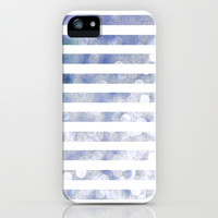 NAUTICAL BOKEH IN PURPLE iPhone & iPod Case by colorstudio