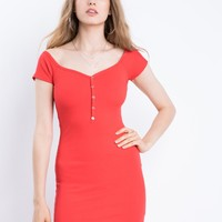 Kaia Bodycon Dress