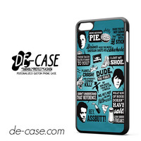 Quote art Supernatural For Iphone 5C Case Phone Case Gift Gift Present