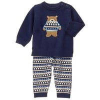 Fair Isle 2-Piece Set