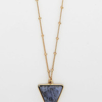 ModCloth Boho Point of Rendezvous Necklace