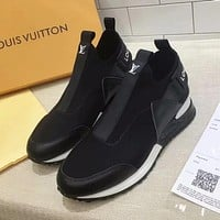 Louis Vuitton LV Women Fashion Sneakers Sport Shoes