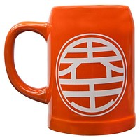 Dragon Ball Z - KAIO Symbol Ceramic Stein