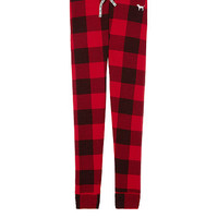 Cozy Waffle Sleep Pant - PINK - Victoria's Secret