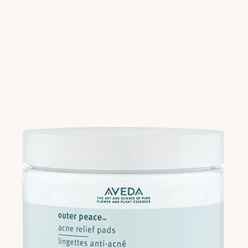outer peace™ acne relief pads | Aveda