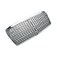 APA/URO Parts OE Replacement Grille Assembly - JCWhitney
