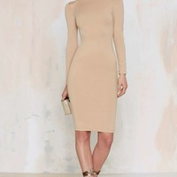 Rise of Dawn Royals Only Bodycon Dress