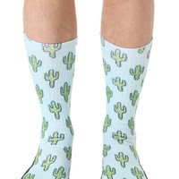 Living Royal | Living Royal - Cactus Sport Socks » West Of Camden