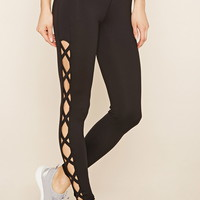 Active Crisscross-Side Leggings