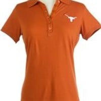 University Co-op Online | Ladies Polo with Embroidered Bevo