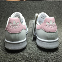 """Adidas"" Fashion Shell-toe Flats Sneakers Sport Shoes Pink"