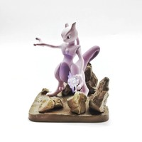 Pokemon go Japanese Anime Mewtwo Pikachu Pocket Monsters Cute Action Figure 11cm Model Kids Collection Gift Cartoon Doll 0735