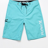 """Hurley Heathered One & Only 22"""" Boardshorts at PacSun.com"""