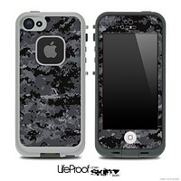 Digital Camo V3 Skin for the iPhone 5 or 4/4s LifeProof Case