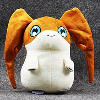 "10"" Patamon Digimon Plush"