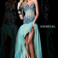 Sherri Hill 21024 at Prom Dress Shop