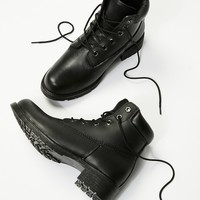 Free People Deluge Lace-Up Boot
