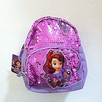 Disney Sofia the First Sequin Mini Backpack