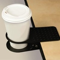 Cup Clamp Useful Dorm Room Product College Supplies Cool Dorm Items Drinks Holder Coffee Accessories
