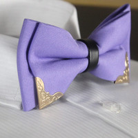 Vintage Men Bow Mens Neckties Men's Bow Ties - Fashion Self ties Retro Cotton Bowties Wedding Bow Ties for Men