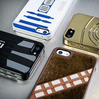 Star Wars Limited Edition Cases for iPhone 5 at Firebox.com