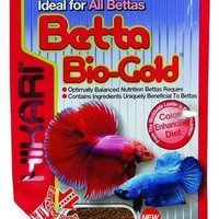 Hikari Betta Bio-Gold Baby Pellets Fish Food .70 oz