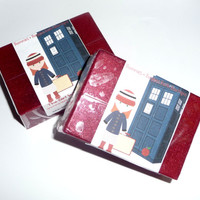 The Girl Who Waited Soap Doctor Who Amy Pond Sparkling Apple Glycerin Soap GIANT Bar