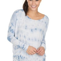 WOMENS MODAL LONG SLEEVE TEE
