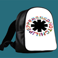 Red Hot Chili Peppers for Backpack / Custom Bag / School Bag / Children Bag / Custom School Bag *
