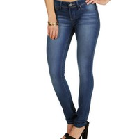Denim Curvy Miss Skinny Jeans