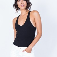 Go-To Basic Bodysuit
