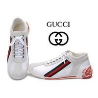 Gucci Casual Sport Shoes-32