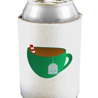 Cute Christmas Drink Hot Tea Can / Bottle Insulator Coolers