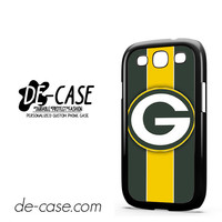 Green Bay Packers For Samsung Galaxy S3 Case Phone Case Gift Present YO