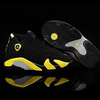 Nike Jordan Kids Air Jordan 14 Retro 309259-173 Kids Sneaker Shoe US 11C - 3Y-1