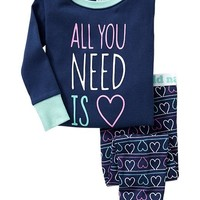 Love PJ Sets for Baby