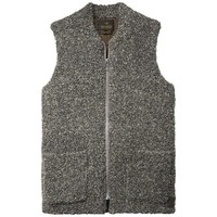 Winter Grey Vest by Scotch and Soda