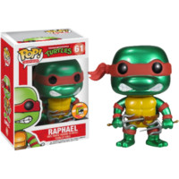 Teenage Mutant Ninja Turtles TMNT - Raphael Metallic Pop! Vinyl Figure (SDCC 2013)