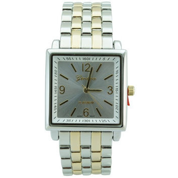 Geneva Platinum Watch for Women