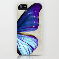 Butterfly iPhone Case by noirblanc777 | Society6