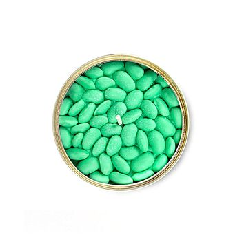 Beans Soy Candle (Mint Scent)