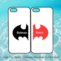Batman pairs for iphone 5 case, iphone 4 case, ipod 4, ipod 5, note 2, Samsung galaxy S3, Samsung galaxy S4, blackberry z10, q10