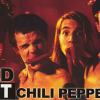 Red Hot Chili Peppers Portrait Poster 24x33